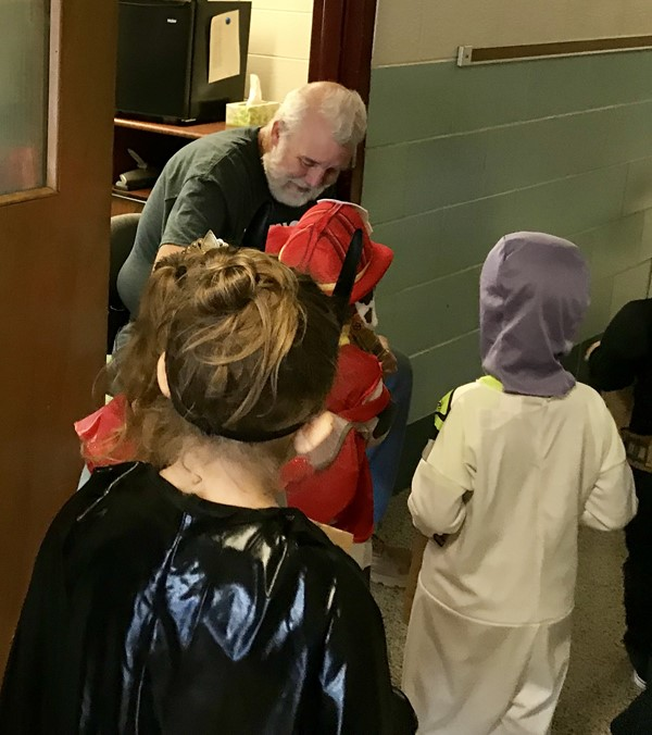 Preschool Trick-or-Treat
